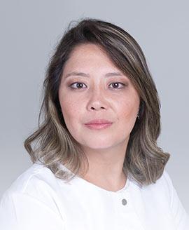 Doutora Denise Okuyama Astur
